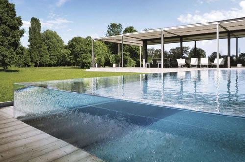 Construcci n de piscinas en barcelona piscinas de lujo - Vidrio filtrante para piscinas ...