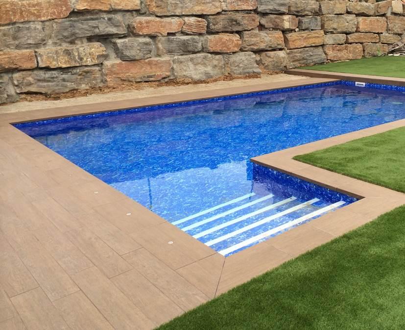Proyecto realizado de construcci n de piscina en for Proyecto de piscina