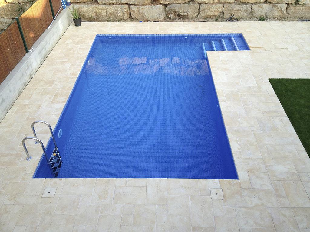 Proyecto realizado de construcci n de piscina en sant - Piscina sant quirze ...